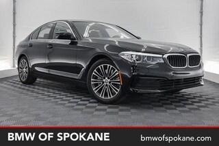 New 2019 BMW 530i xDrive Sedan Spokane, WA