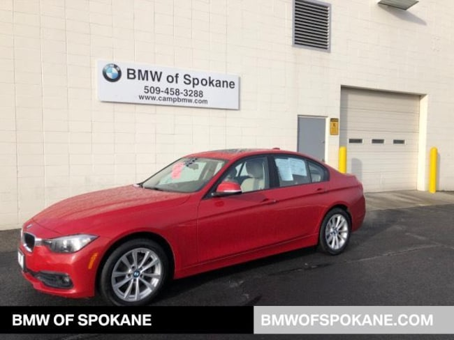 Used 2016 BMW 320i xDrive Sedan Spokane, WA
