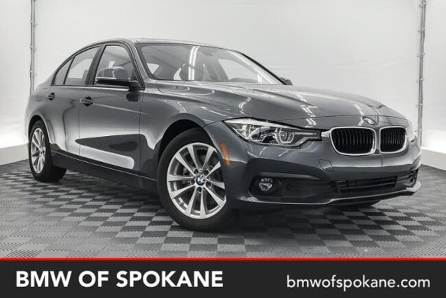 New 2018 BMW 320i xDrive Sedan Spokane, WA