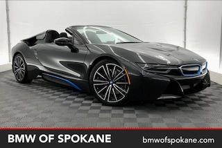 New 2019 BMW i8 Convertible Spokane, WA