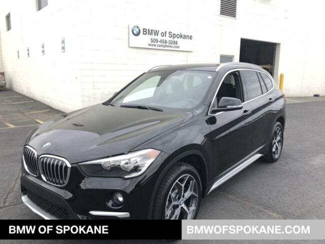 Certified Pre-Owned 2018 BMW X1 xDrive28i SAV Spokane, WA
