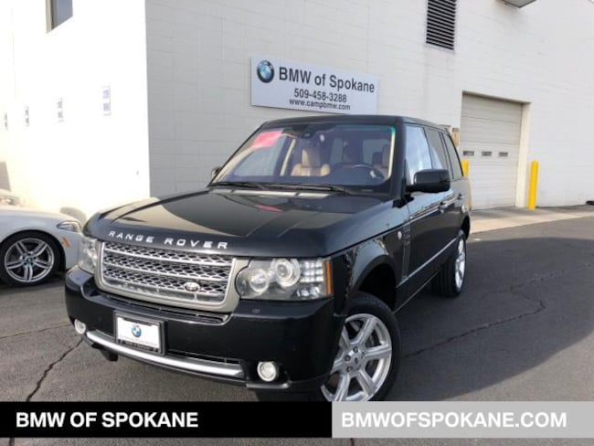 Used 2011 Land Rover Range Rover Supercharged SUV Spokane, WA