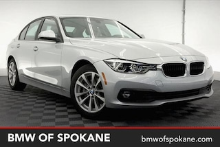 Certified Pre-Owned 2018 BMW 320i xDrive Sedan Spokane, WA