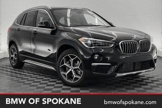 New 2019 BMW X1 xDrive28i SUV Spokane, WA