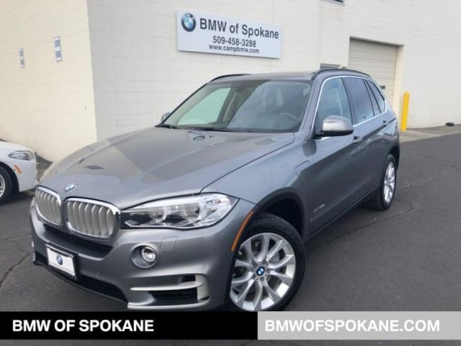 Certified Pre-Owned 2016 BMW X5 xDrive40e SAV Spokane, WA