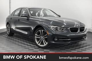 New 2018 BMW 330i xDrive Sedan Spokane, WA