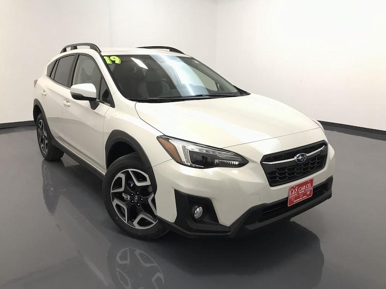 new  2019 Subaru Crosstrek 2.0i Limited SUV in Waterloo IA