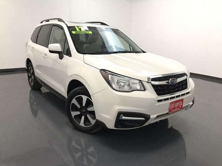 Used 2017 Subaru Forester 2.5i Premium SUV in Waterloo IA