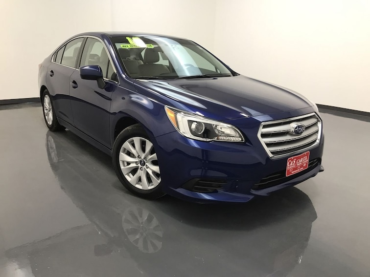 Used 2017 Subaru Legacy 2.5i Premium Sedan in Waterloo IA