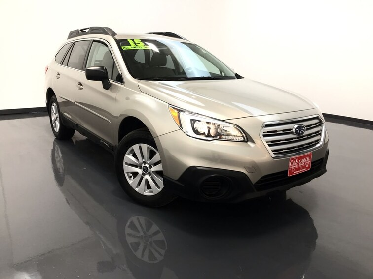 Used 2015 Subaru Outback 2.5i (CVT) SUV in Waterloo IA