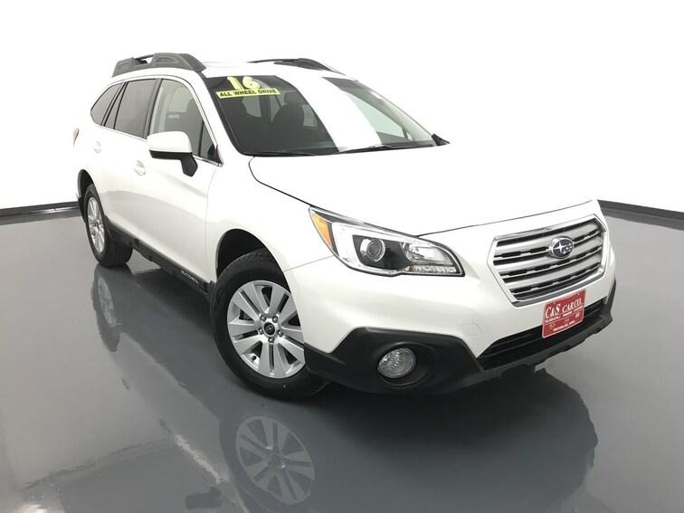 Used 2016 Subaru Outback 2.5i Premium SUV in Waterloo IA