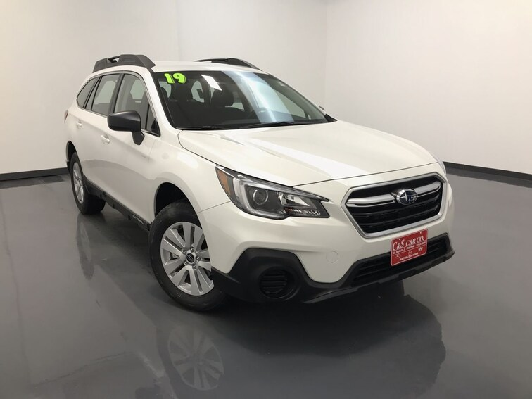 new  2019 Subaru Outback 2.5i SUV in Waterloo IA