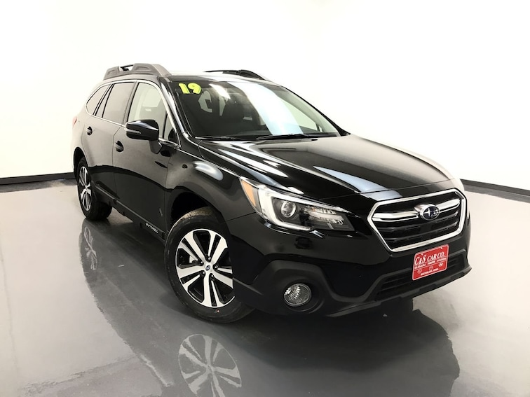 new  2019 Subaru Outback 2.5i Limited SUV in Waterloo IA