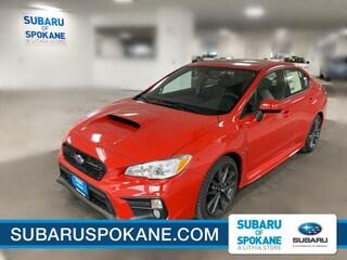 New 2019 Subaru WRX Premium (M6) Sedan Spokane, WA