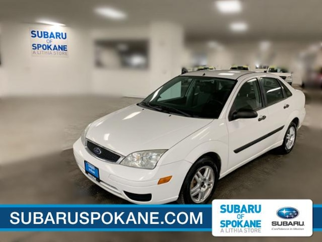 Used 2007 Ford Focus 4dr Sdn S Car Spokane, WA