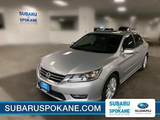 Used 2013 Honda Accord 4dr I4 CVT EX-L Car Spokane, WA