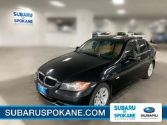 Bargain Used 2006 BMW 3 Series 325xi 4dr Sdn AWD Car Spokane, WA