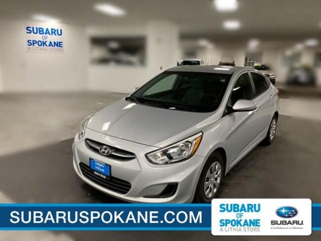 Used 2016 Hyundai Accent 4dr Sdn Auto SE Car Spokane, WA