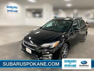 Certified Pre-Owned 2018 Subaru Impreza 2.0i Limited 5-Door CVT Car Spokane, WA