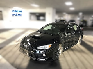 New 2019 Subaru WRX Sedan Spokane, WA
