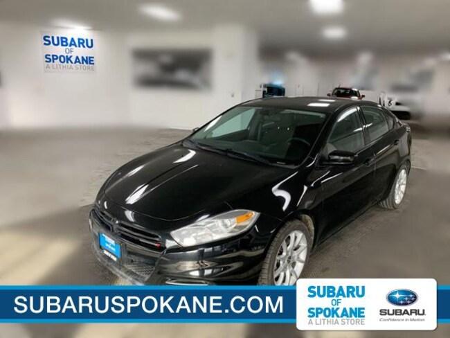 Used 2013 Dodge Dart 4dr Sdn SXT Car Spokane, WA