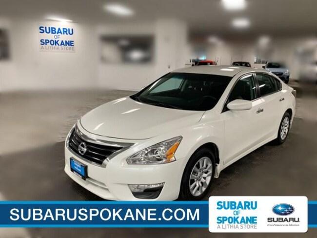 Used 2015 Nissan Altima 4dr Sdn I4 2.5 S Car Spokane, WA