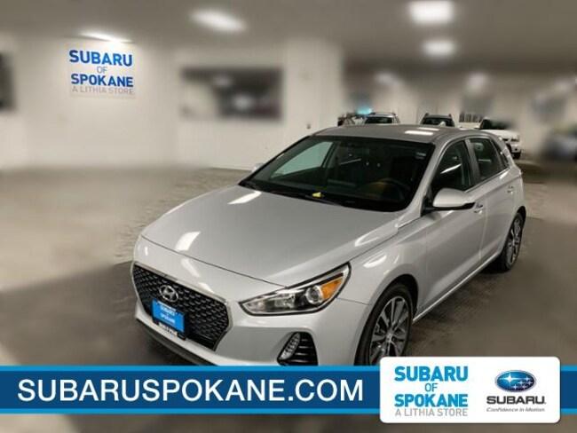 Used 2018 Hyundai Elantra GT Auto Car Spokane, WA