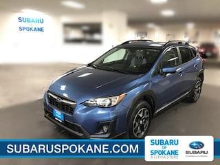Used 2018 Subaru Crosstrek 2.0i Premium CVT Sport Utility Spokane, WA