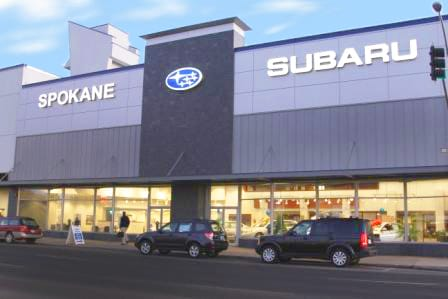 Car Dealerships Spokane Wa >> New Used Subaru Dealership In Spokane Subaru Of Spokane