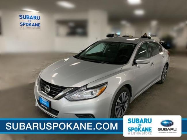 Used 2017 Nissan Altima 2.5 SV Sedan Car Spokane, WA