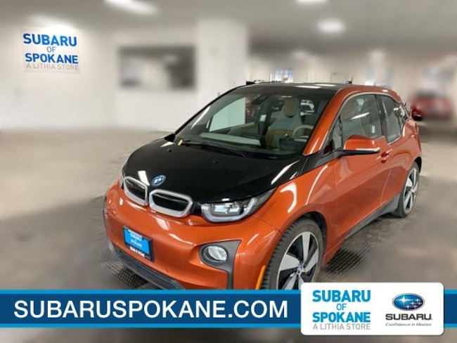 d77101a2c7d Used 2014 BMW i3 4dr HB w Range Extender Car For Sale in ...