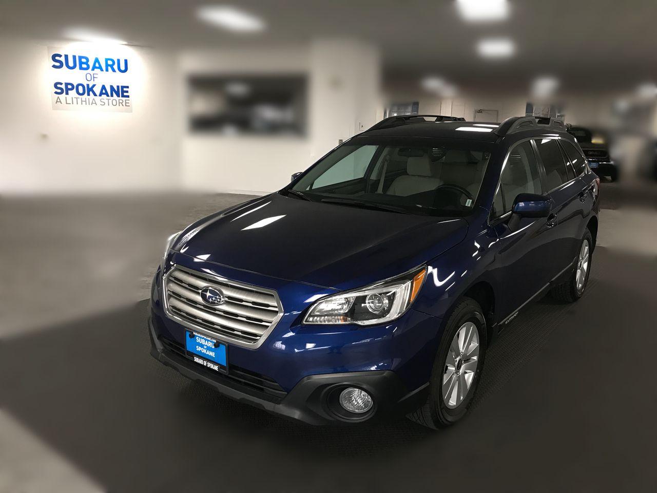 Used 2017 Subaru Outback 2.5i Premium Sport Utility Spokane, WA