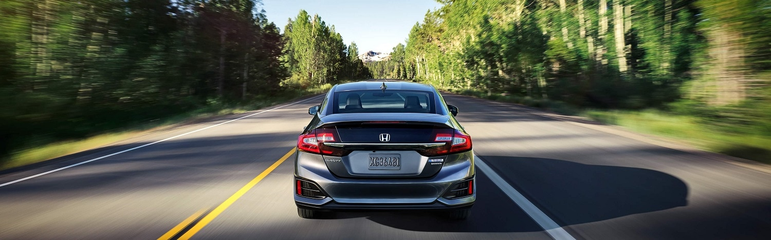 Honda Clarity - Understanding CO2 Emissions