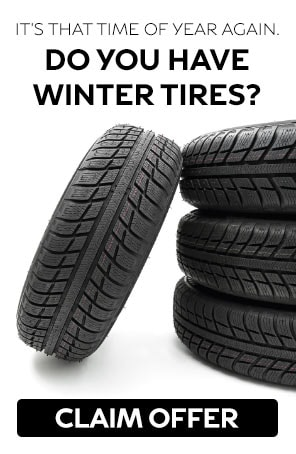 Do you Have Winter Tires?