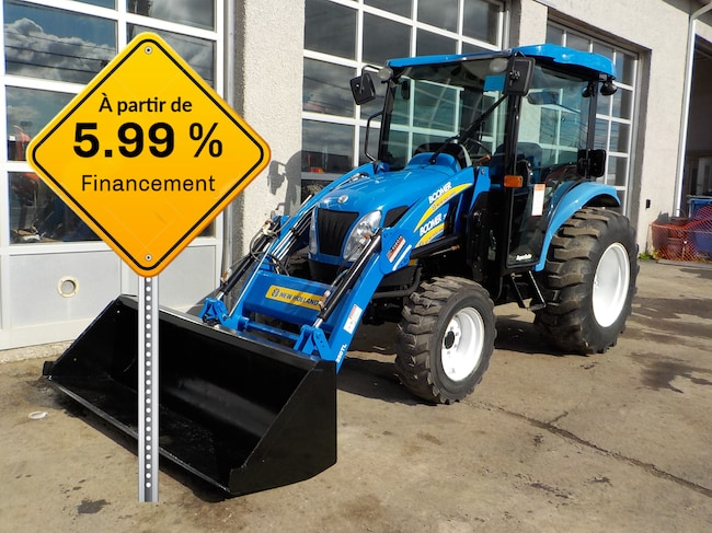 2014 New Holland BOOMER 3045 Tracteur loader .