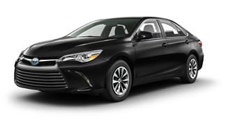 2016 Camry LE Standard Package