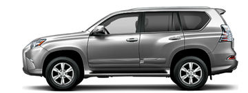 Lexus GX comparison