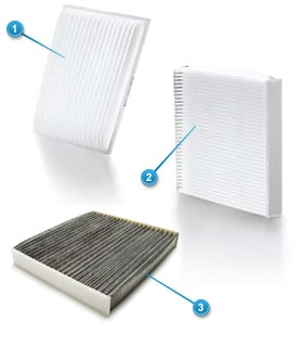 Air Filter Function