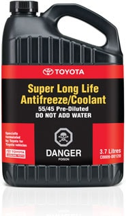 Super Long Life Coolant