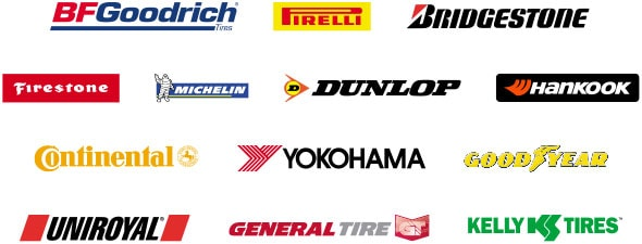 Toyota Tire Brands