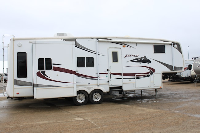2007 EVEREST 295TX