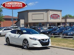 2016 Nissan Maxima LEATHER ROOF-NAVI-CAM-BAL NISSAN WARR Sedan