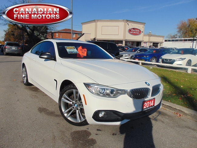 2014 BMW 428i | X-DRIVE | RED INTERIOR | Coupe