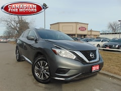 2016 Nissan Murano NAVIGATION  ALLOY'S  ONE OWNER  SUV