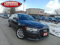 2014 Audi A6 TDI Progressiv| DIESEL|NAVI|LUXURY | Sedan