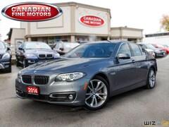 2014 BMW 535i AWD|PREM+TECH|CLEAN CARPROOF|NAVI | 6CYL Sedan