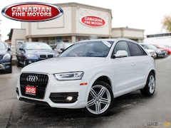 2015 Audi Q3 PROGRESSIV|PANORAMIC|CLEAN CARFAX | SUV