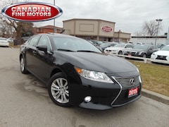 2015 LEXUS ES 350 NAVI| CAMERA | LEATHER SUNROOF|BLIND SPOT| Sedan