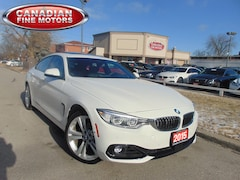 2015 BMW 428i GRAN COUPE | NAVI | H.U.D | X-DRIVE | DRIVE ASSIST Sedan