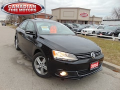 2014 Volkswagen Jetta TDI| DIESEL| P.SUNROOF |ALLOYS Sedan